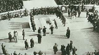 Tomb of the Unknown Soldier, 1921